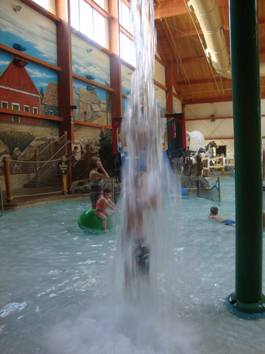 picture of Kiddie Korral at Fort Rapids Indoor Waterpark
