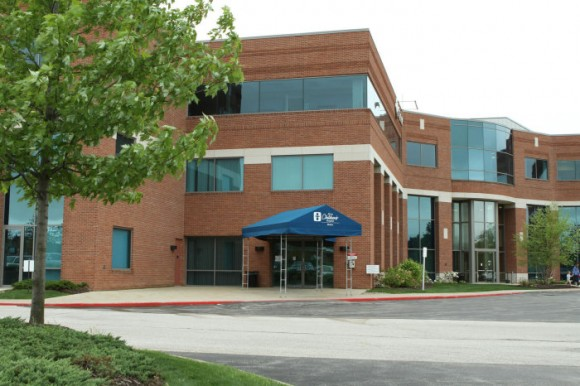picture of Mertes Pediatric Dentistry building